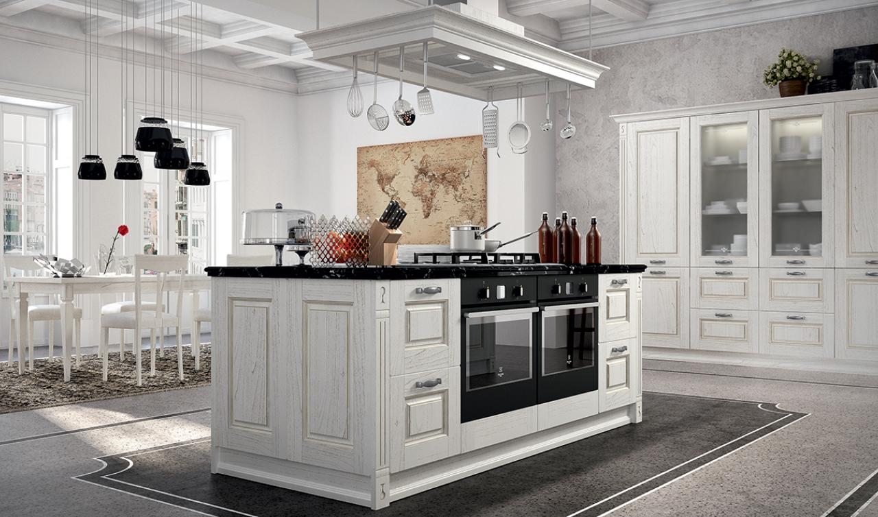 Cucine Classiche - Arredamenti Guerra