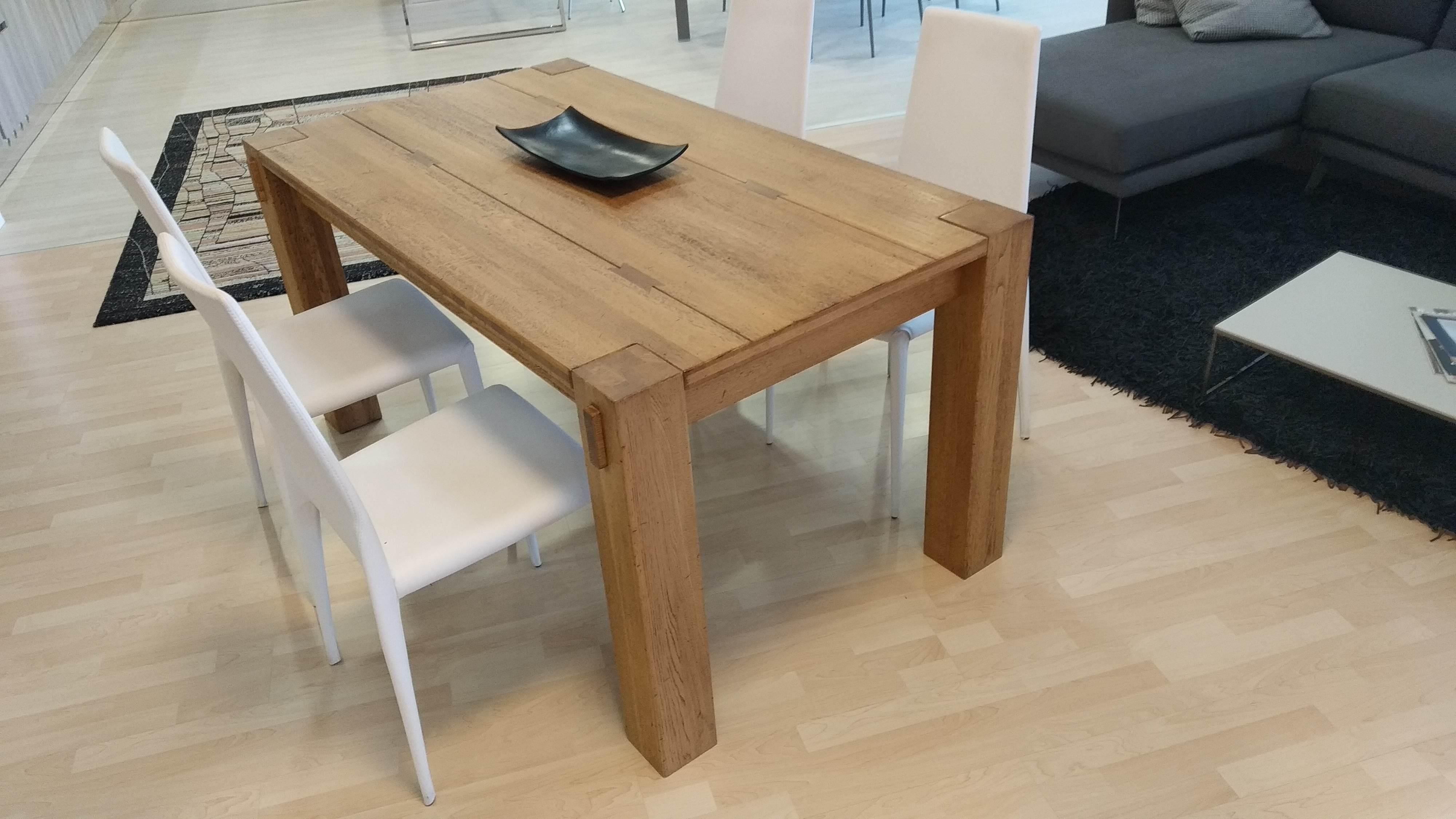 Tavolo allungabile in legno - Arredamenti Guerra